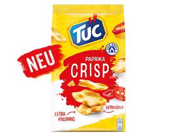 TUC CRISP PAPRIKA
