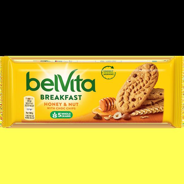 Belvita Honey and Nut