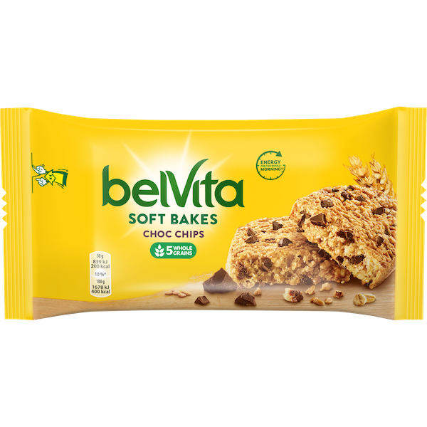 Belvita Softbake Choc Chip