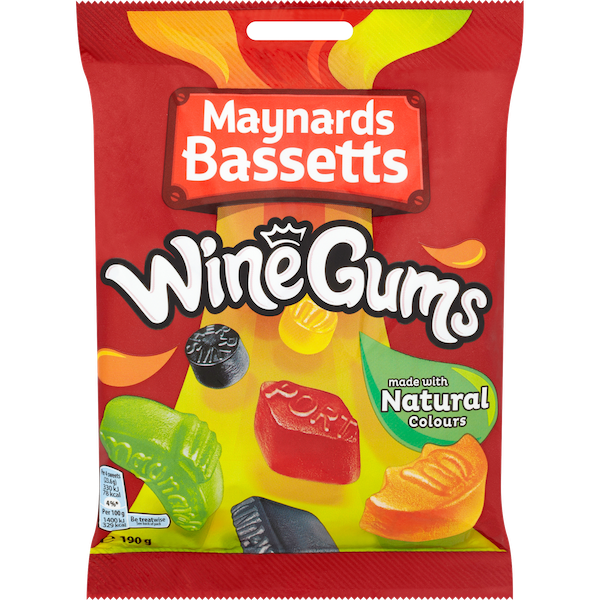 Wine Gums Grab Bag
