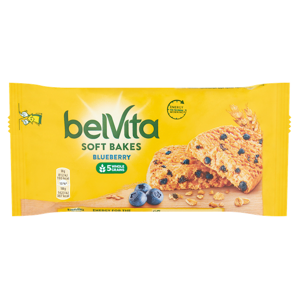 Belvita  Blueberry
