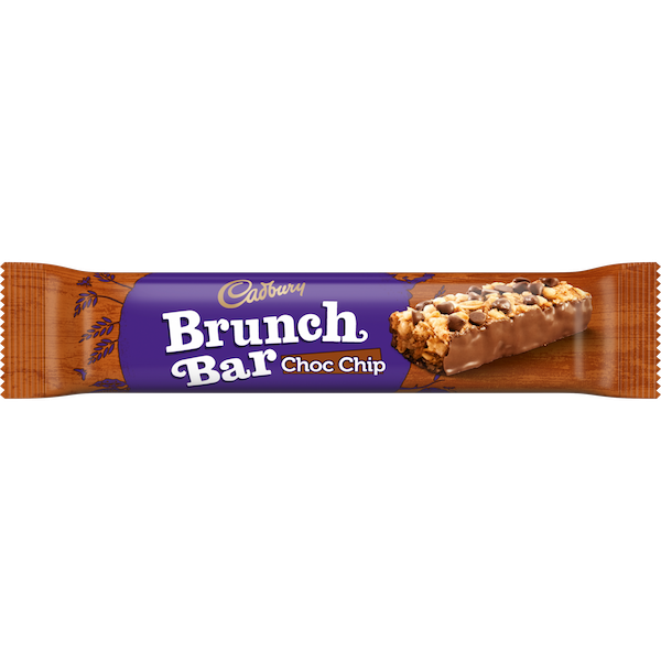 Cadbury Brunch Bar Choc Chip