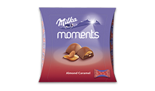 MILKA MOMENTS ALMOND 96G