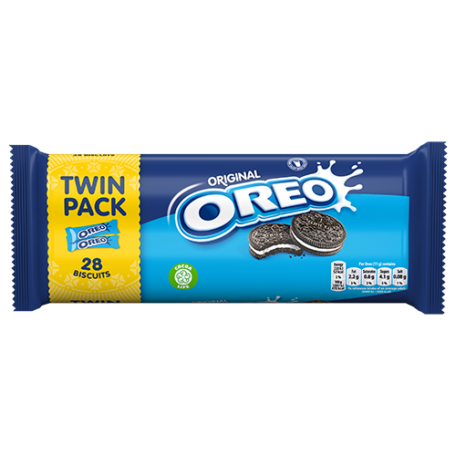 OREO Vanilla Twin Pack 308G
