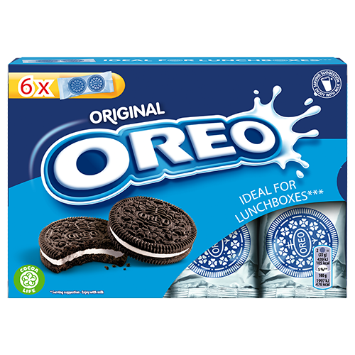OREO Vanilla Lunchbox 132G