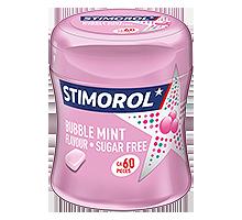 Stimorol Bubblemint Bottle