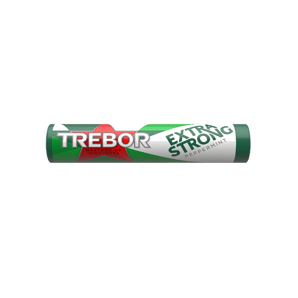 Trebor Extra Strong Peppermint