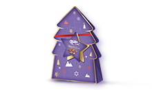 MILKA MOMENTS HAPPY CHRISTMAS 152 G