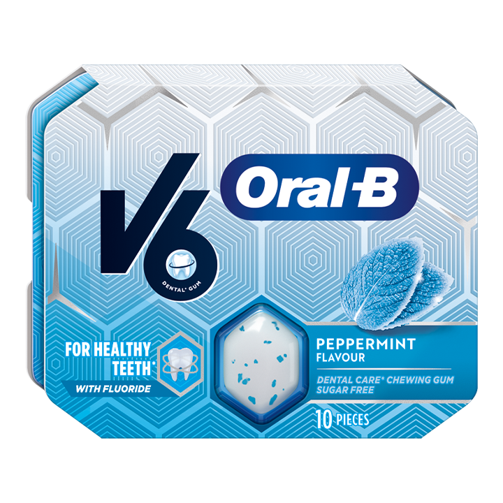 V6 Oral-B Peppermint