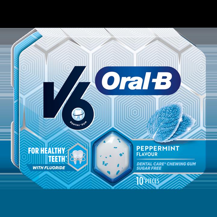 V6 Oral-B Peppermint