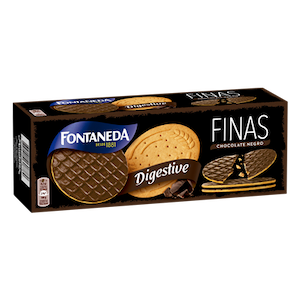 Digestive Finas Chocolate Negro