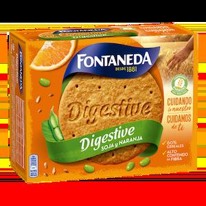 Digestive Soja y Naranja