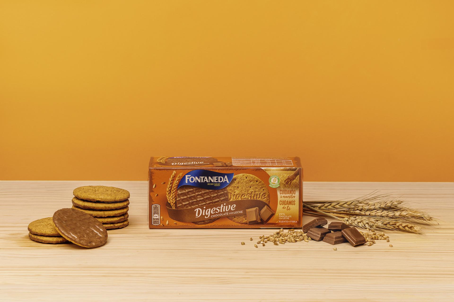 Digestive Chocolate con Leche