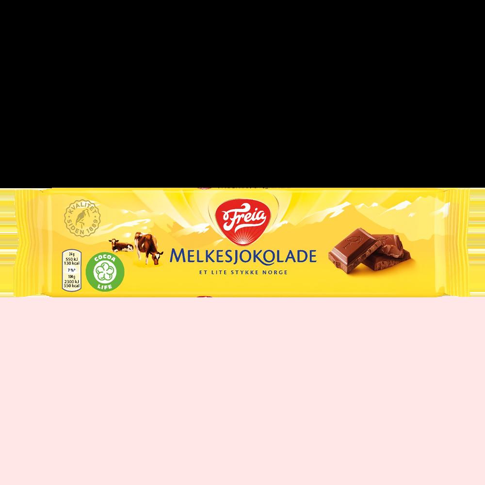 Freia Melkesjokolade (60g)