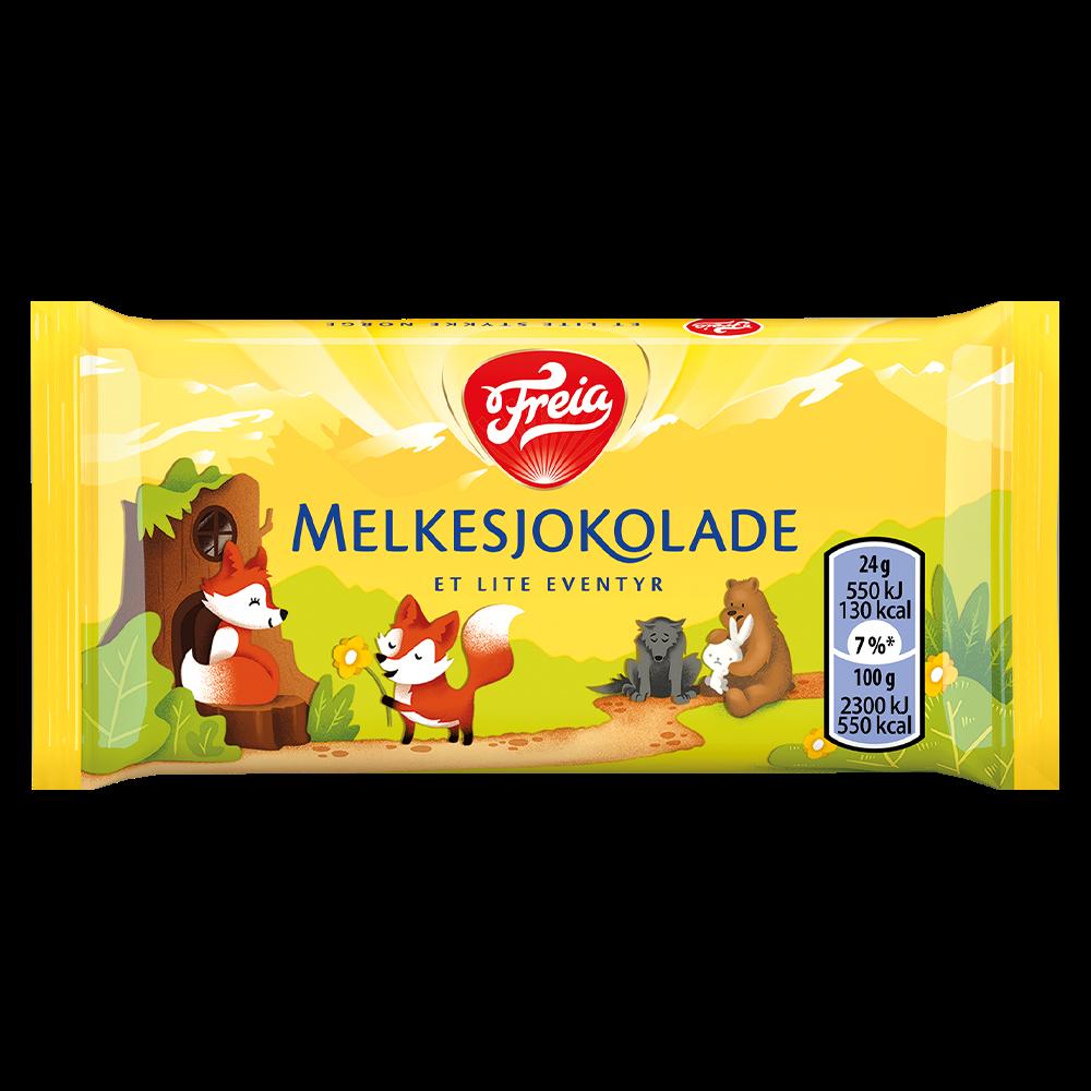 Freia Melkesjokolade (24g)