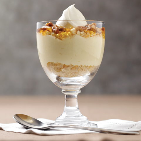 NILLA Sweet Maple Parfaits Recipe