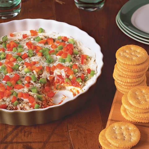 Cheesy Pizza Dip Recipe