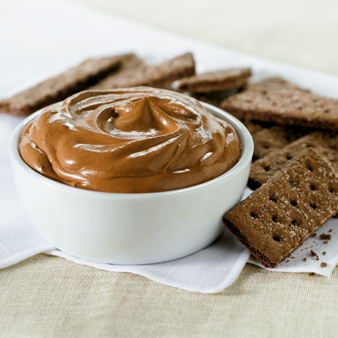 Double-Chocolate Mousse & Sticks Recipe