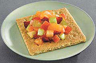HONEY MAID Fruit Salsa Recipe