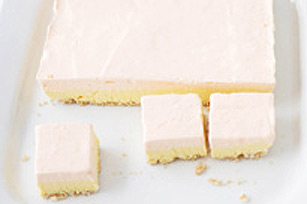 Frosty Orange Dream Squares Recipe
