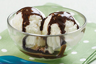 Two-Minute Chocolate Sauce for Two Recipe