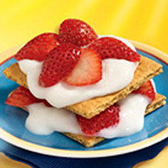 HONEY MAID Stack'em Up Recipe