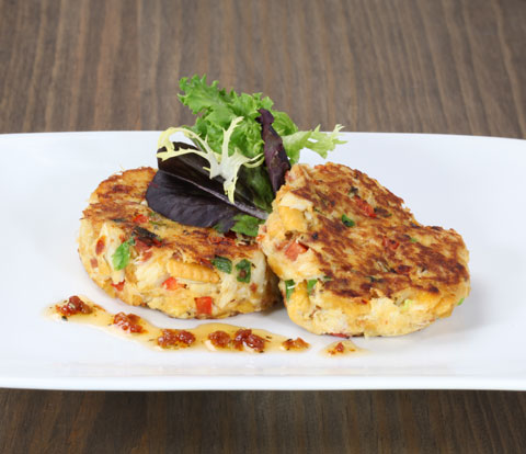 Maryland Crab Cakes with RITZ Recipe