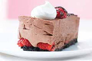 Chocolate-Raspberry Mousse Recipe