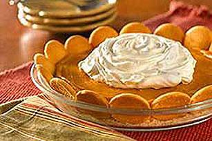 Pumpkin Mallow Pie Recipe