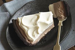 Tarte au pouding au chocolat recette
