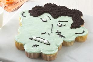 «Gâteau» monstre recette