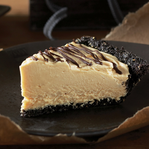 Peanut Butter & Chocolate Pie Recipe