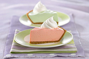 Easy Fluffy Mousse Pie Recipe
