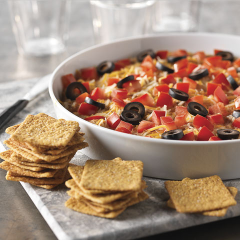 Chicken Fiesta Dip Recipe