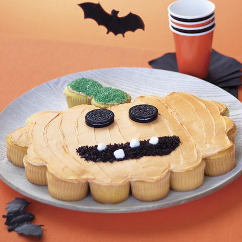 "Jack-o'-Lantern ""Cake"" Recipe"