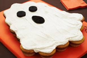 """Ghost """"Cake"""" Recipe"""