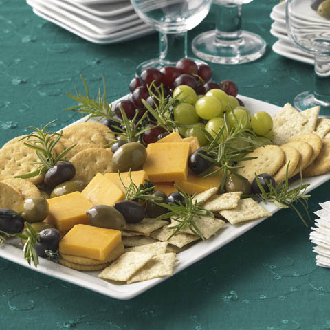 Party Cheese Tray Recipe