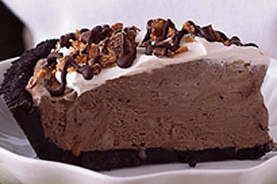 Candy Crunch Pudding Pie Recipe