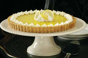Refreshing Lemon Tart Recipe