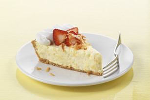 Strawberry-Pina Colada Pie Recipe