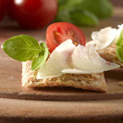 Tomato Italiano Snack Recipe