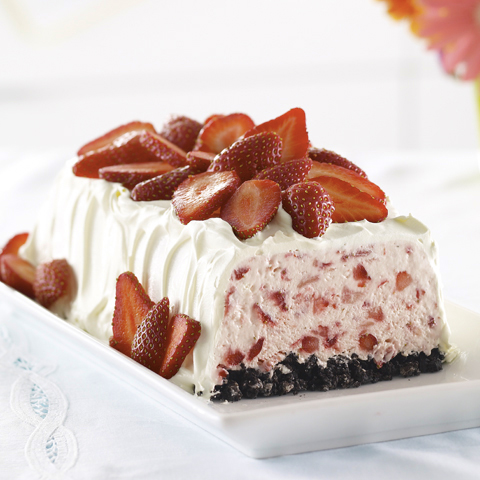 OREO Strawberry Whipped Sensation Recipe