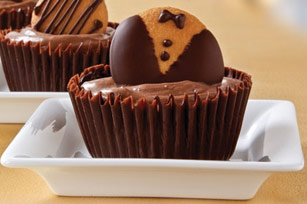 NILLA-Chocolate Pudding Cups Recipe