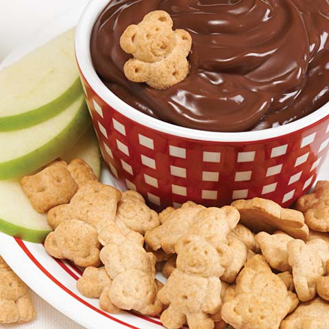 Chocolate Dip in a Zip Recipe