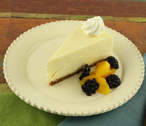 Classic New York Cheesecake with NABISCO Grahams Recipe