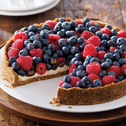 "Easy Berry ""Torte"" Recipe"