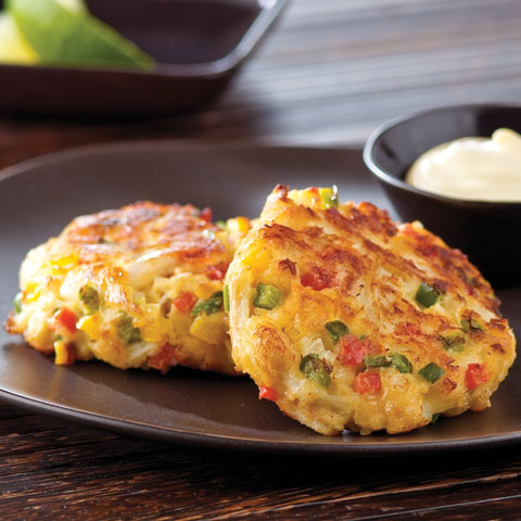 Bart's Crab Cakes Recipe