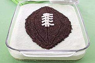 Gâteau « football »  recette