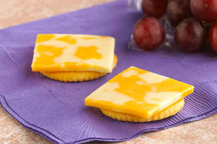 RITZ Crackers & Cheddar Cheese Bites Recipe