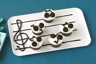 Do-Re-Mi Cupcakes Recipe